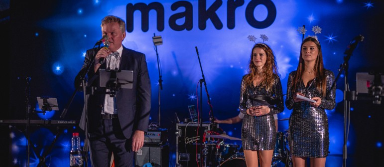 Corporate party for Makro in Kotva
