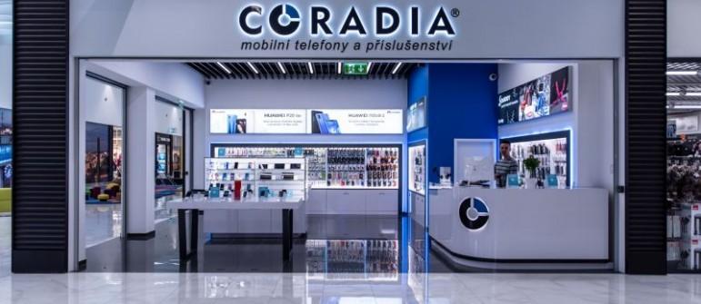 Exkluzivní zastupování společnosti Coradia
