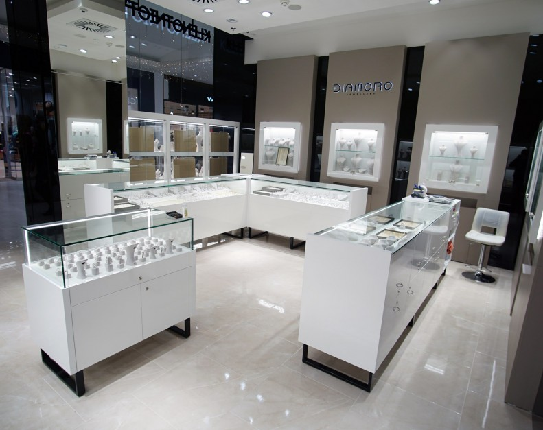 Klenotnictví Diamoro Jewellery - nová pobočka v OC Nový Smíchov