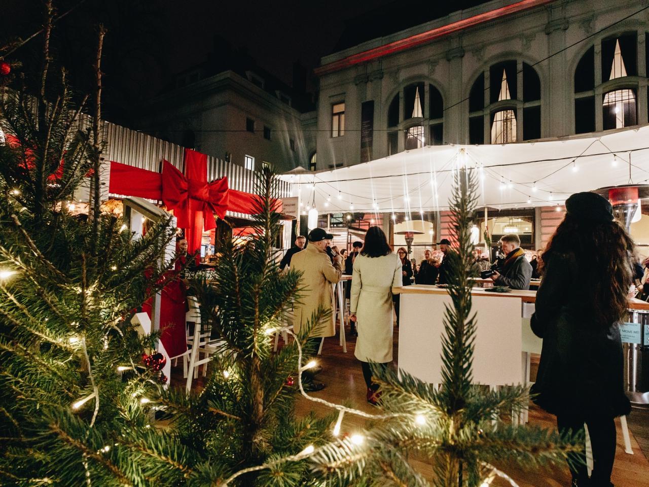 Manifesto Winter Market, Praha