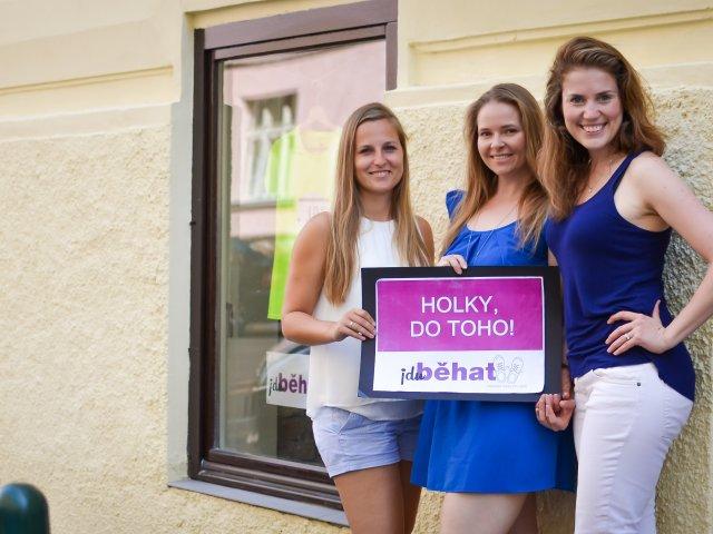 Pronájem obchodních prostor Praha. Příběh běžecké školy pro ženy