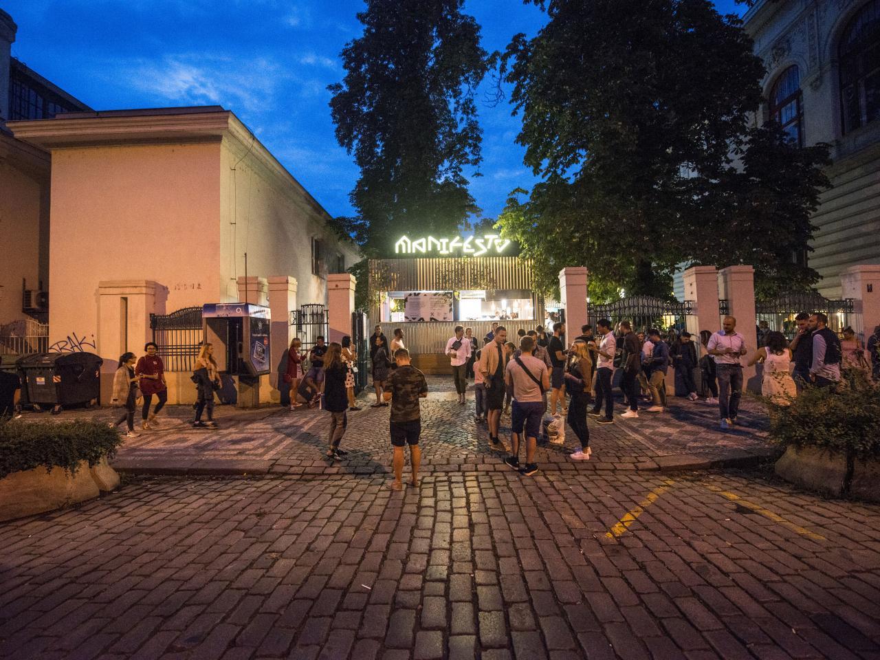 Manifesto Market Smíchov Opening