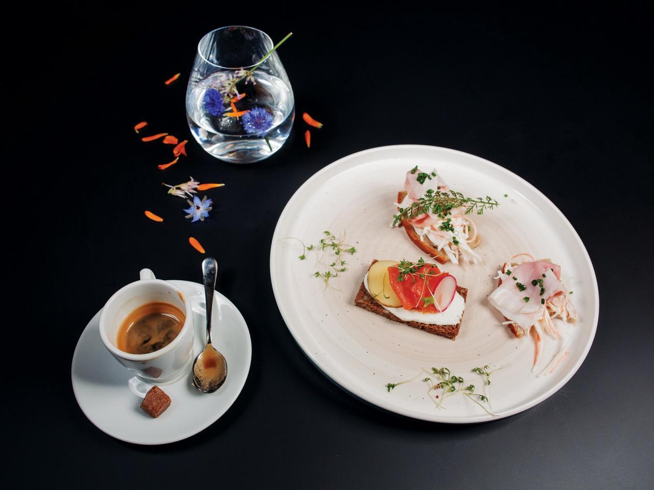 Profesionální catering na akci od Together - Foodway catering