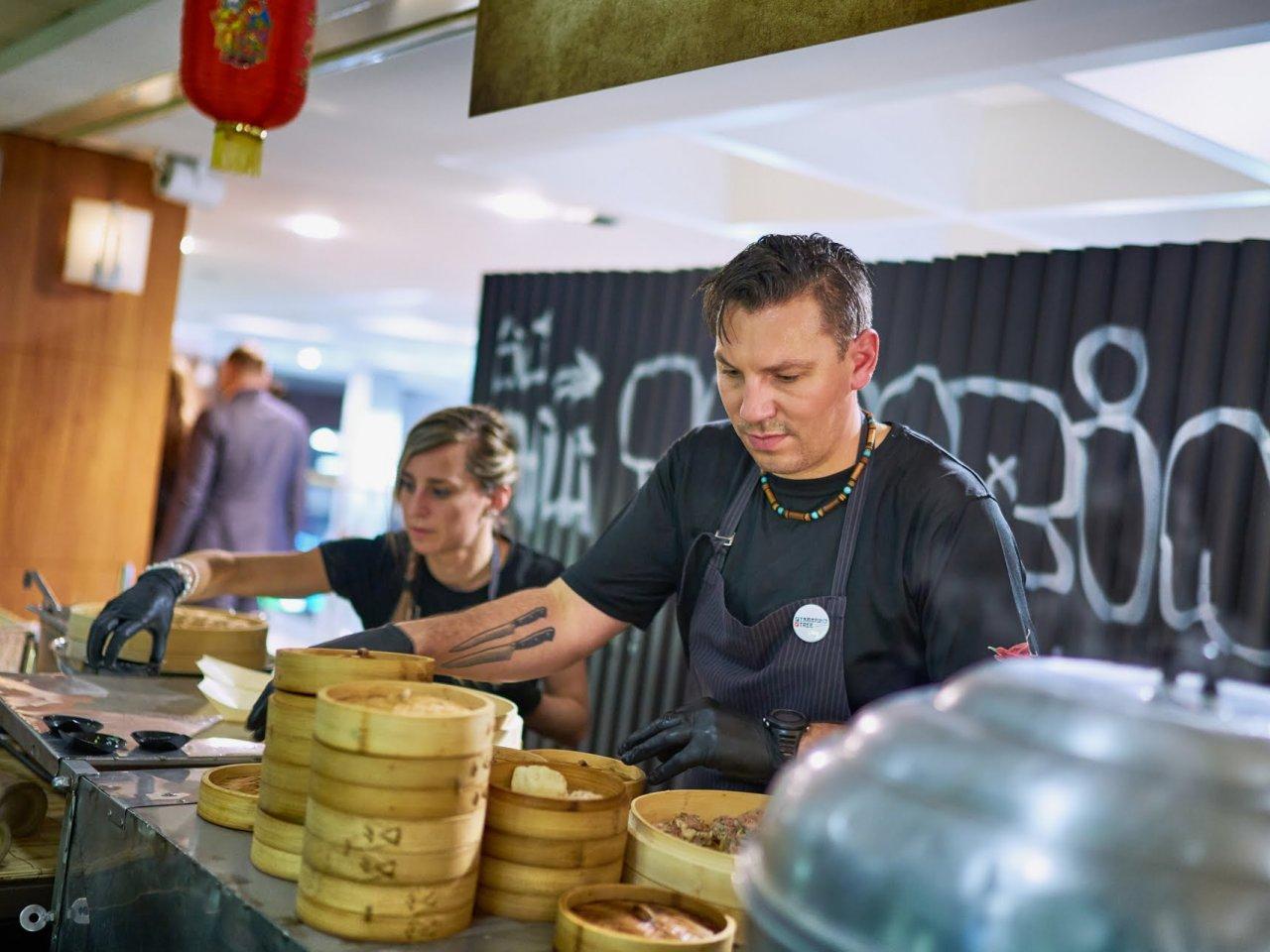 Asijský streetfood od Tamarind Tree - z Himalájí na váš stůl