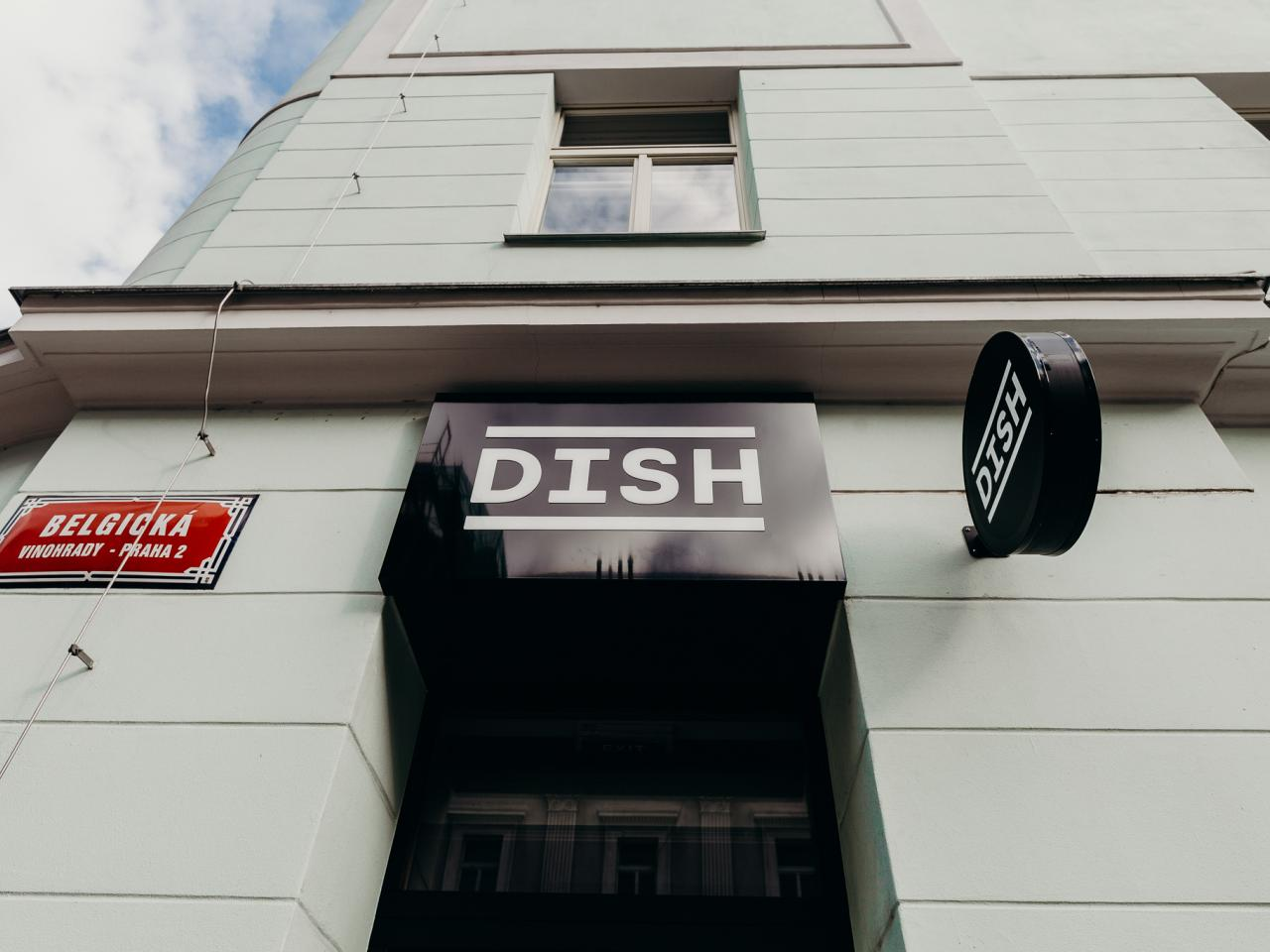 We have found this chic place for the new branch of Dish Burger
