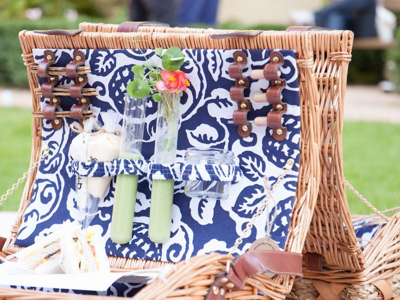 Piknikon - spojení pikniku a fine diningu