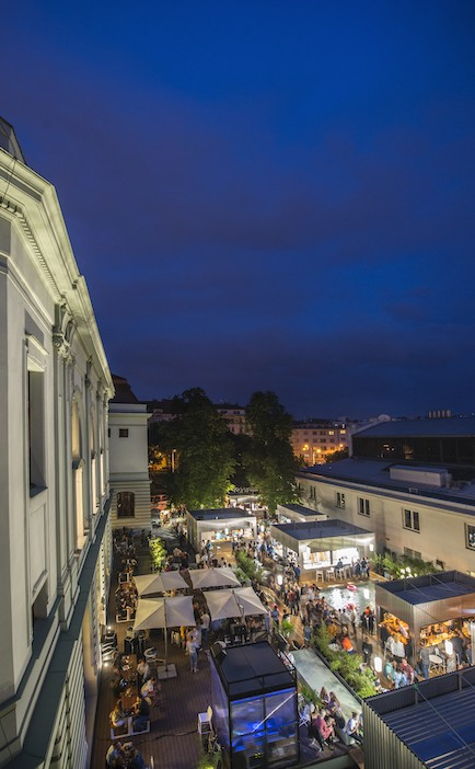Rent Manifesto Market Smíchov for events