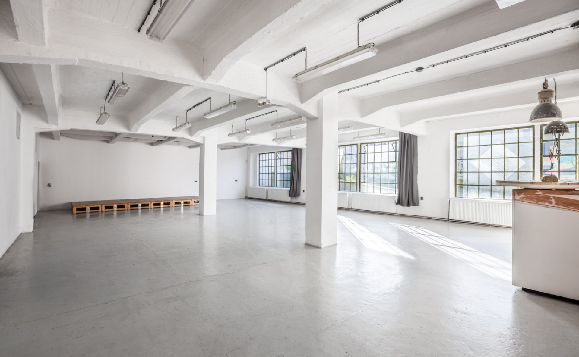 Conference space for events