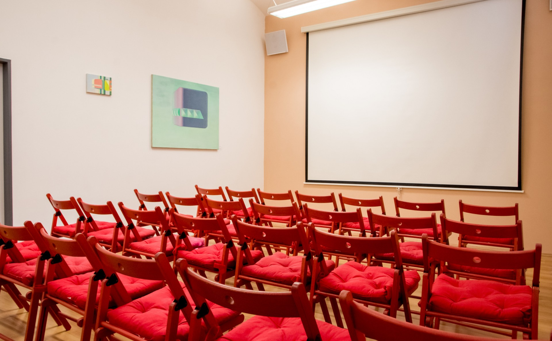 Space for events, Prague 3