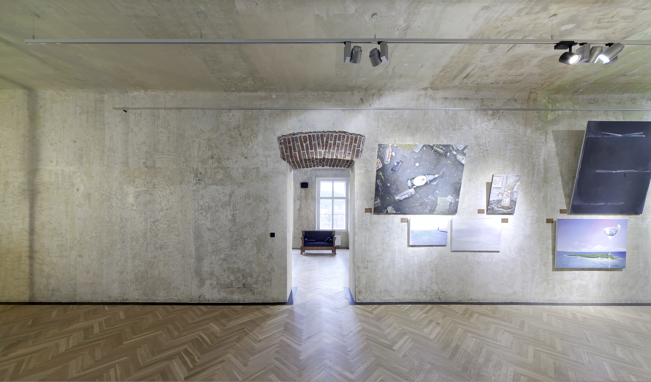 Eventový prostor k pronájmu, Praha 1