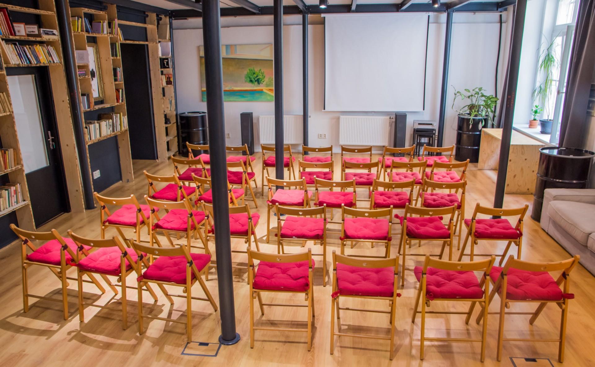 Prostor na semináře
