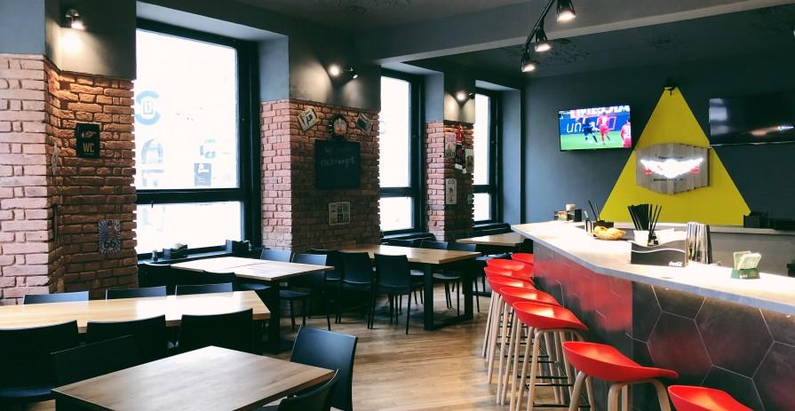 Prostor pro restauraci či bar, Žižkov