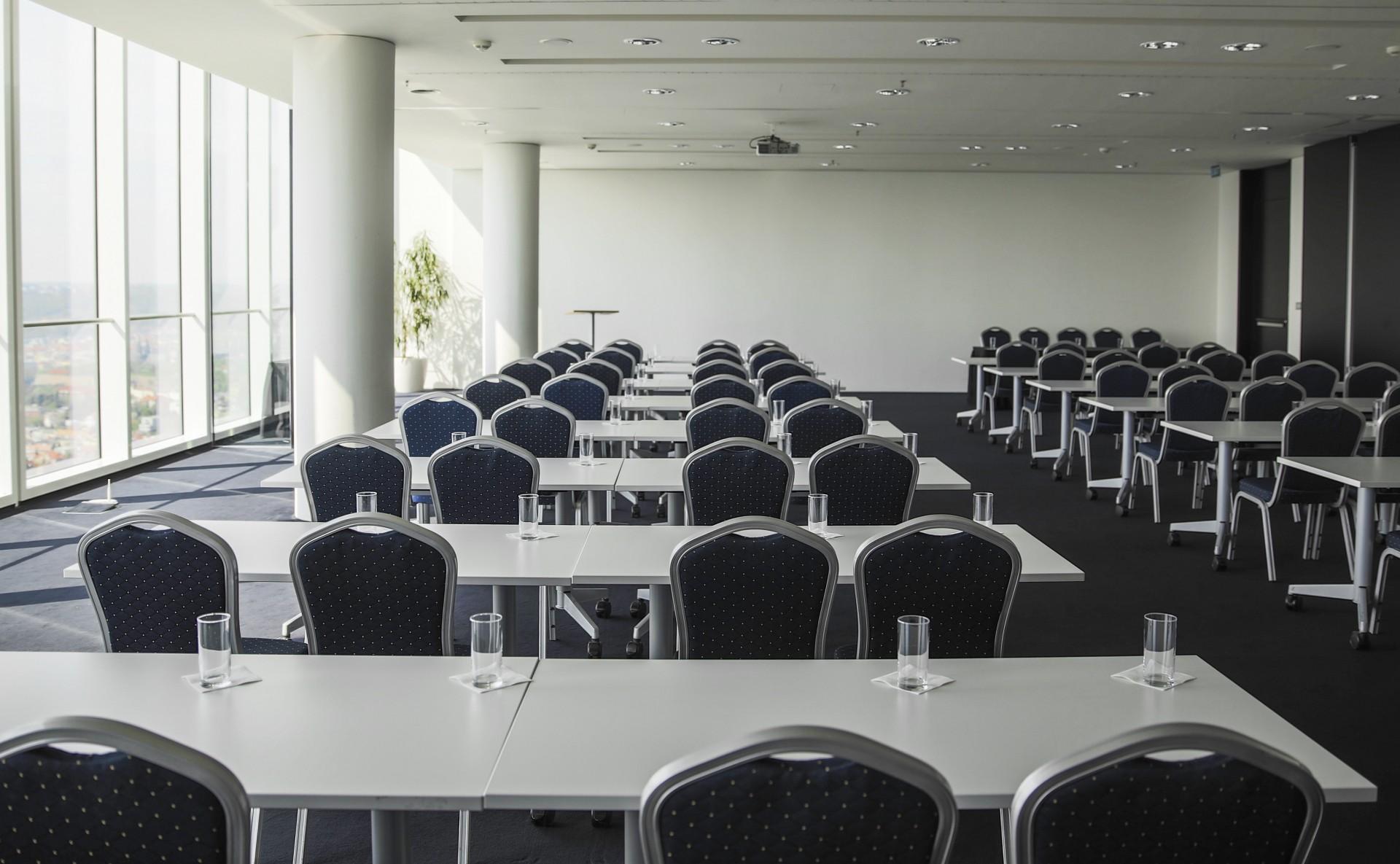 Pronájem konferenčních prostor