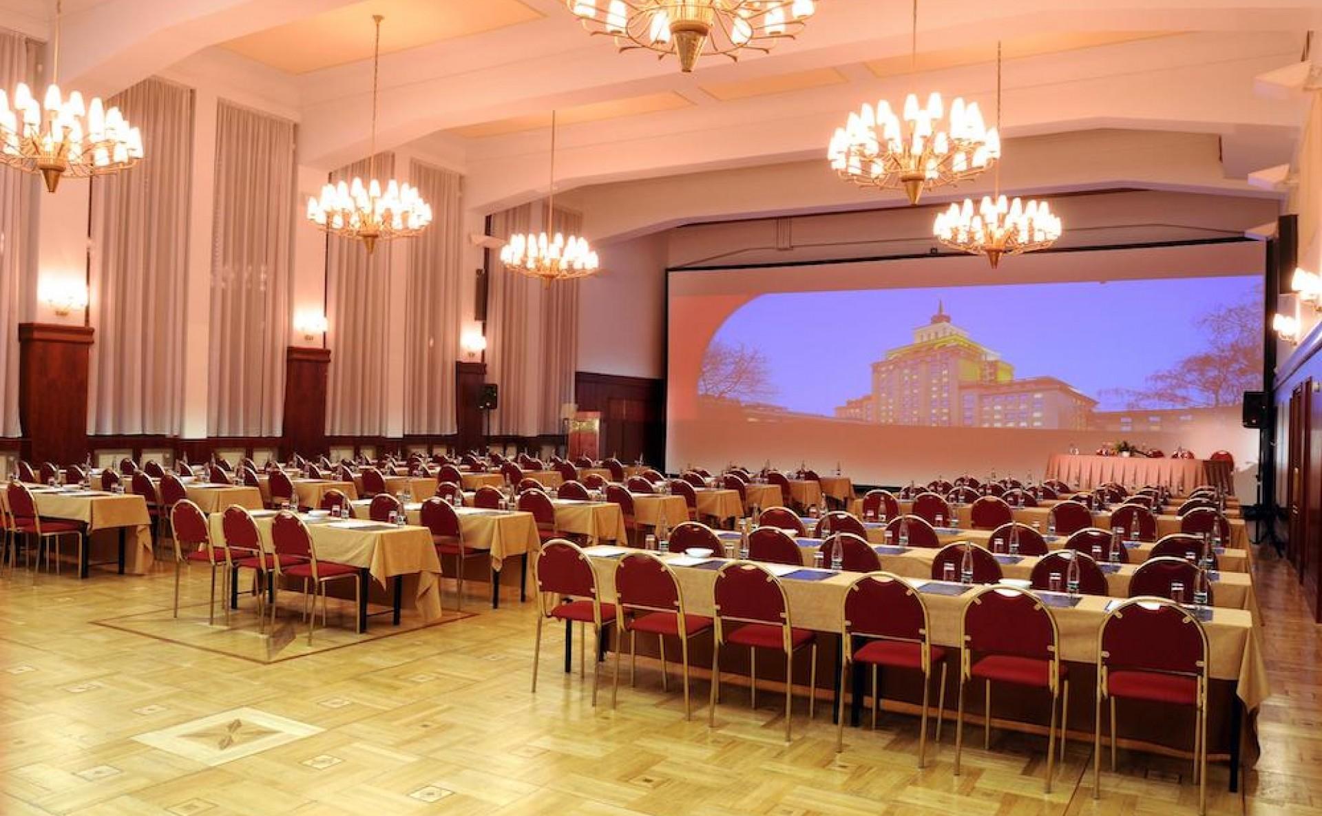 Conference hall Prague 6