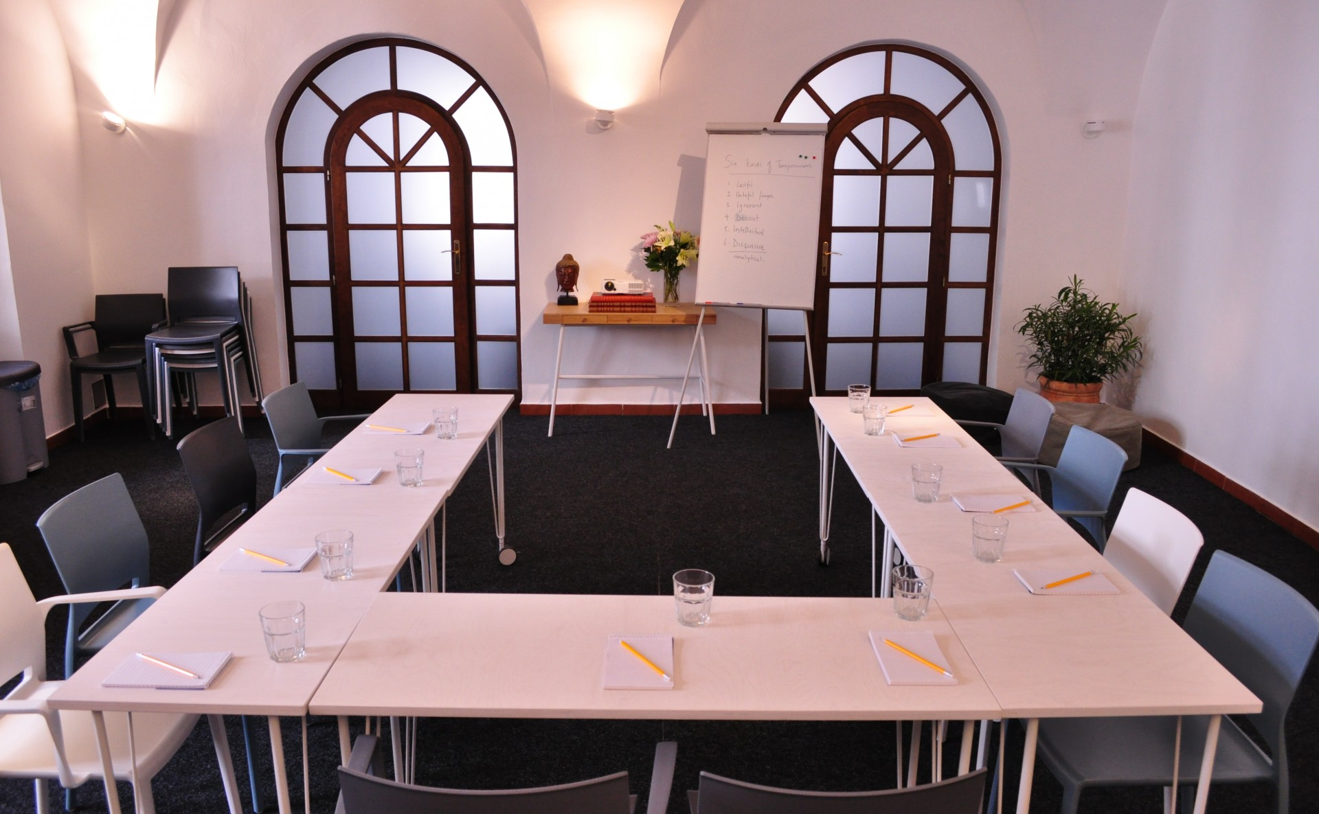 Conference rooms Prague 1