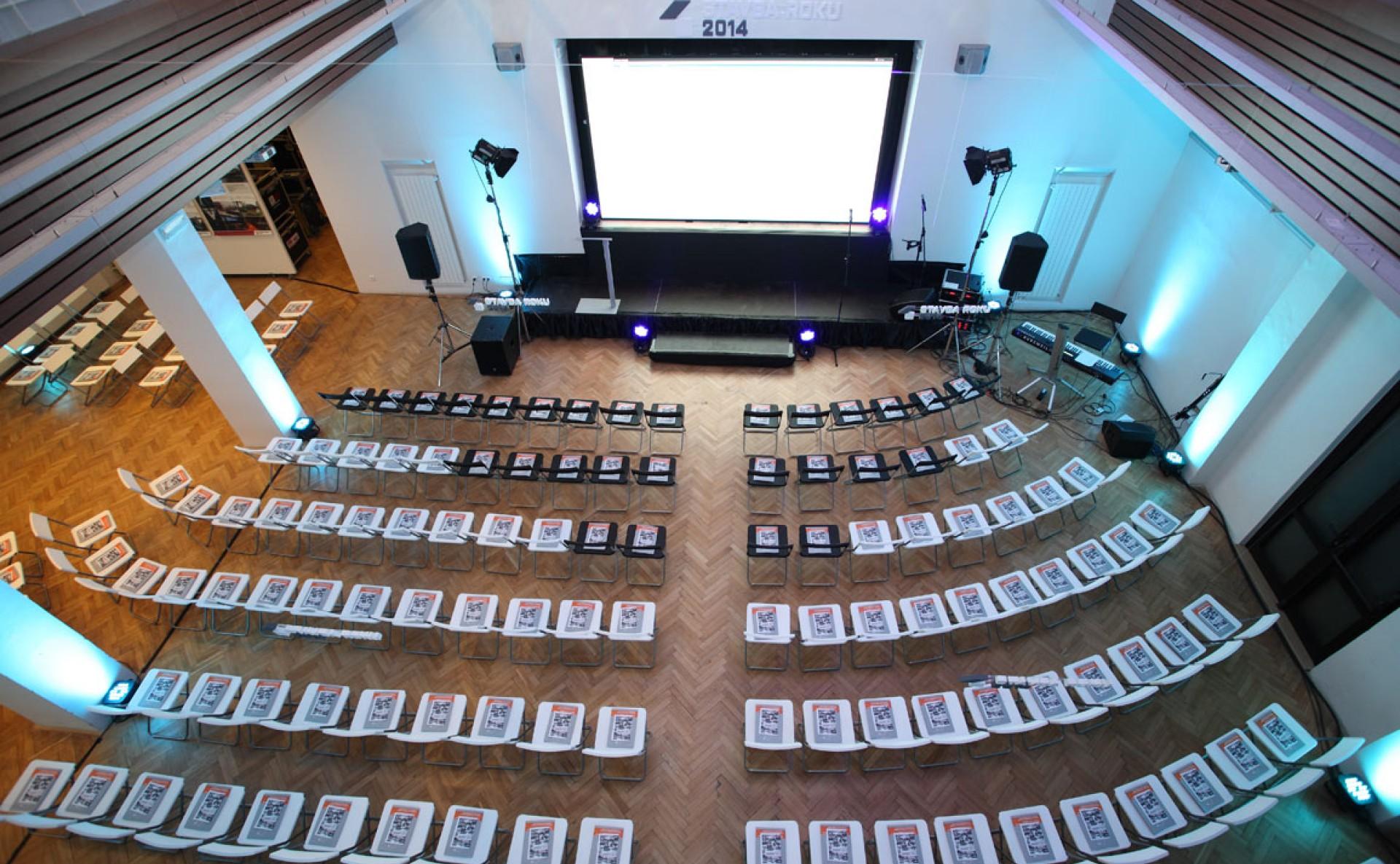 Konferenční prostory k pronájmu