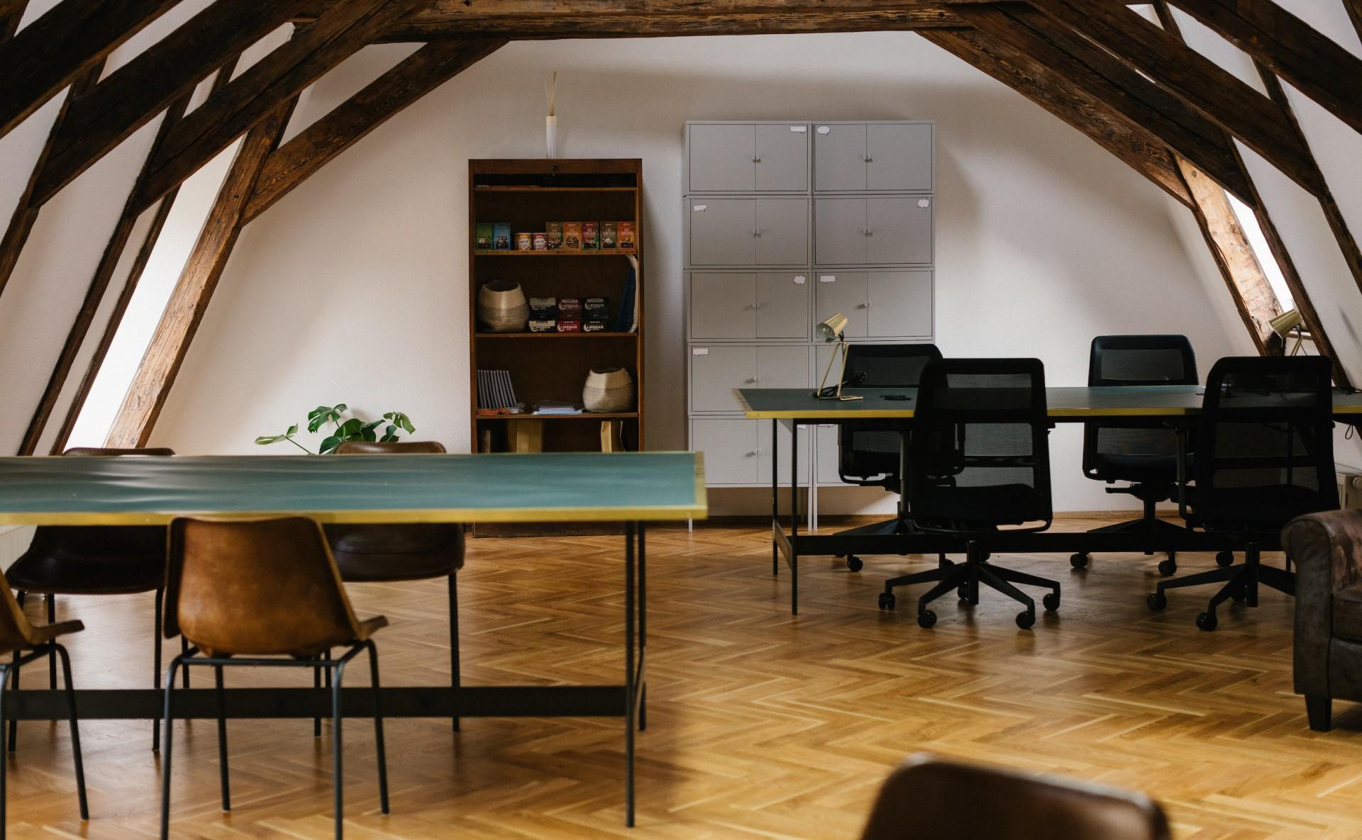 Konferenční prostory Praha 1