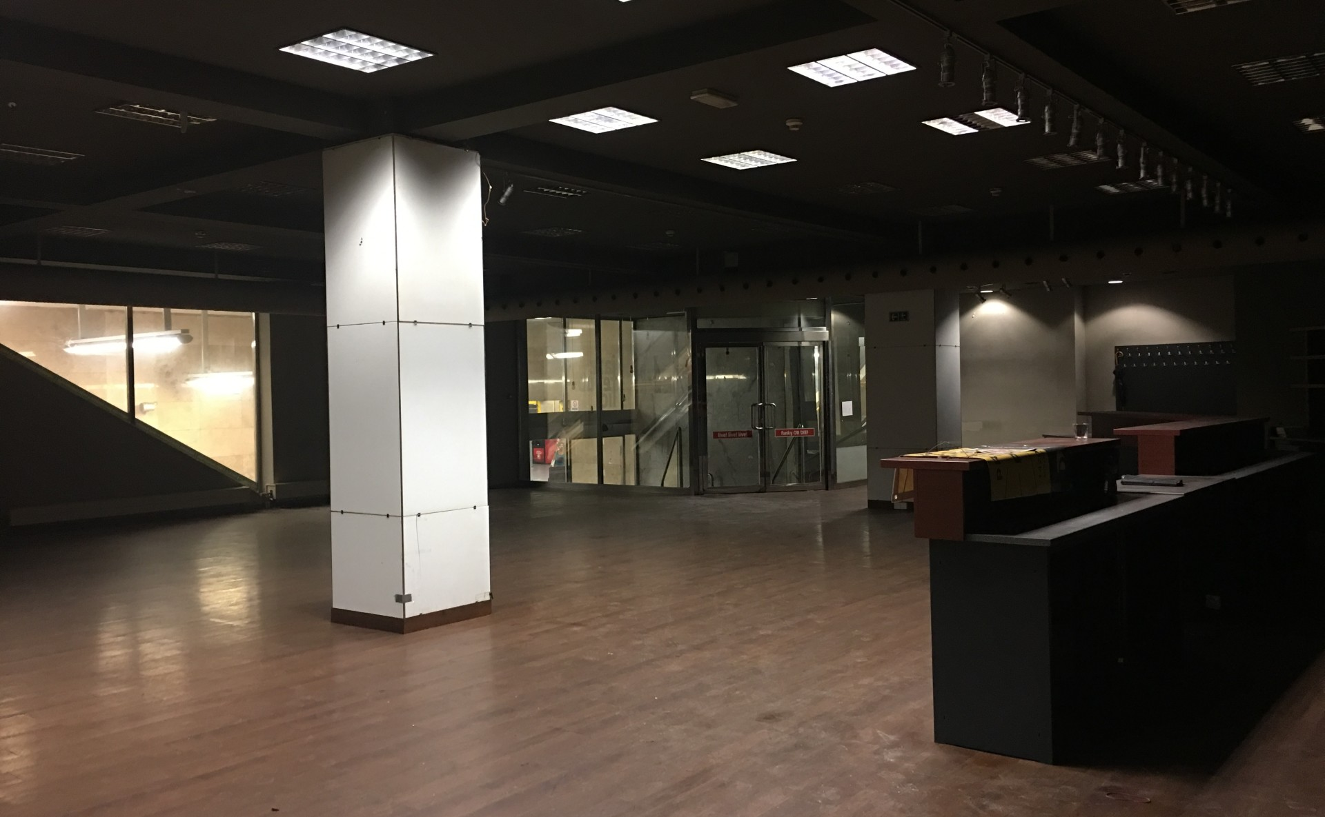 Commercial space for rent, Můstek