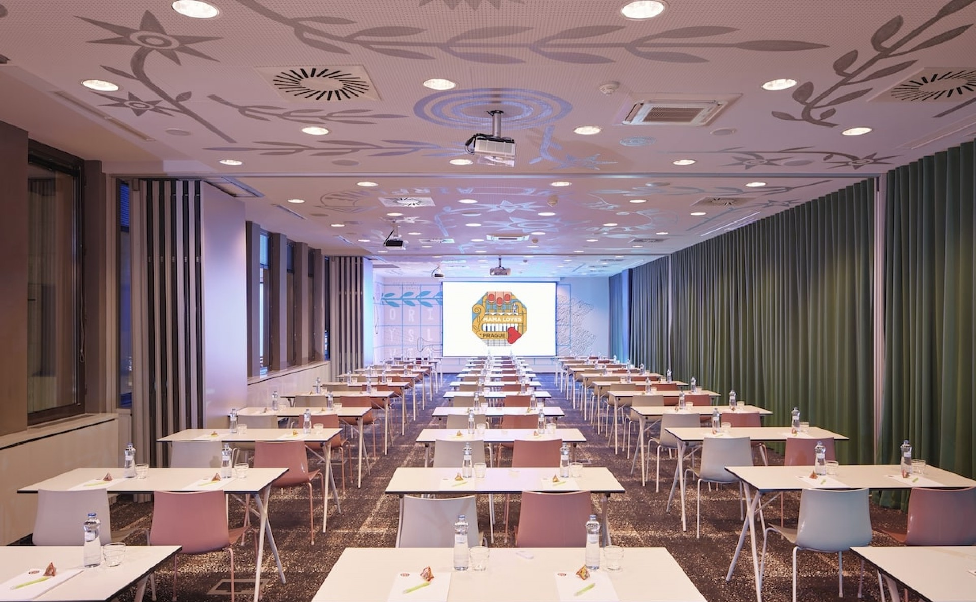 Conference rooms Prague 7