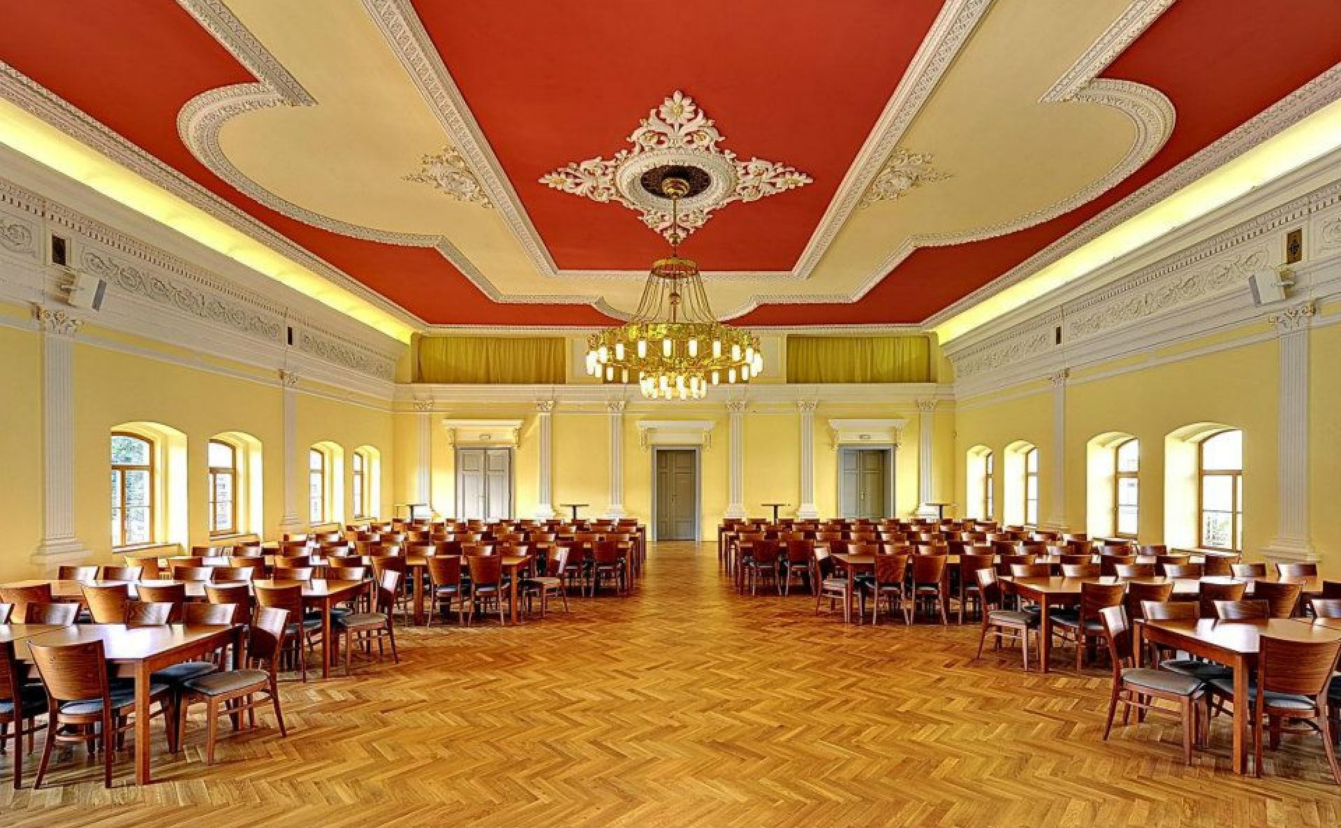 Konferenční sál Praha 5