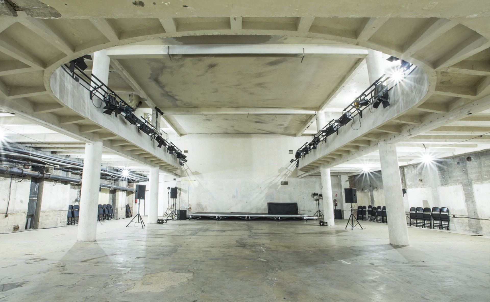 Industrial event space