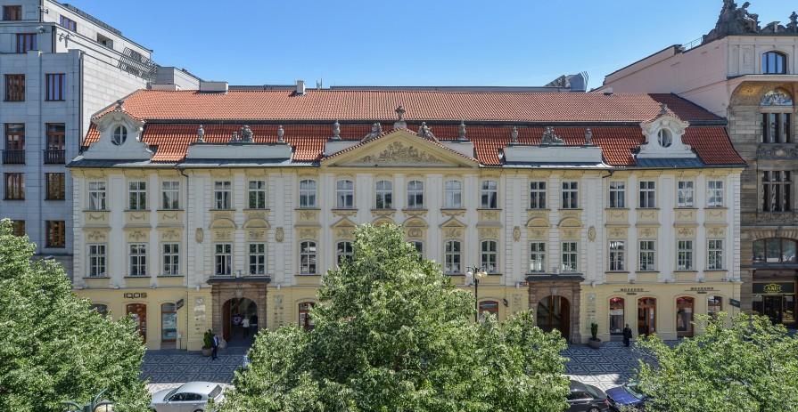 Kancelářské flexi prostory ve Slovanském domě - 28 m2 až 72 m2