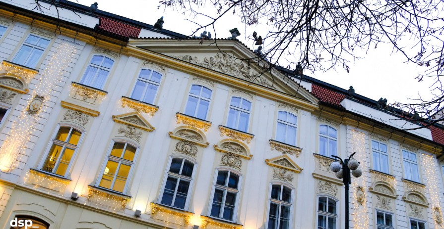 Offices for rent in Slovanský dům
