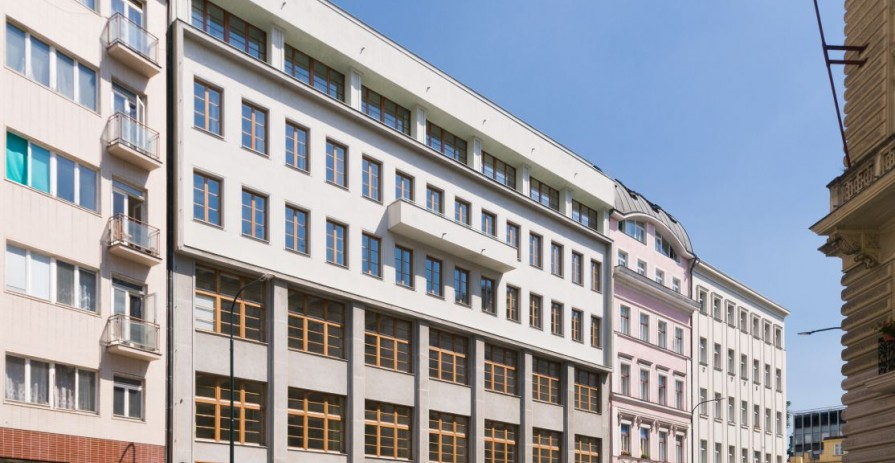 Kancelářské prostory na Karlově náměstí - jednotky od 150 m2