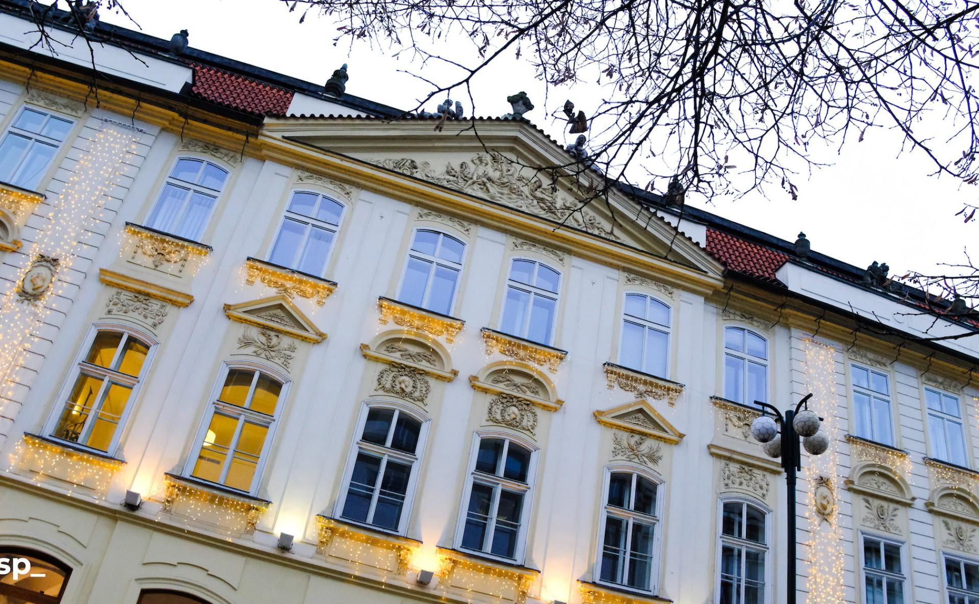 Offices for rent Prague 1 Slovanský Dům