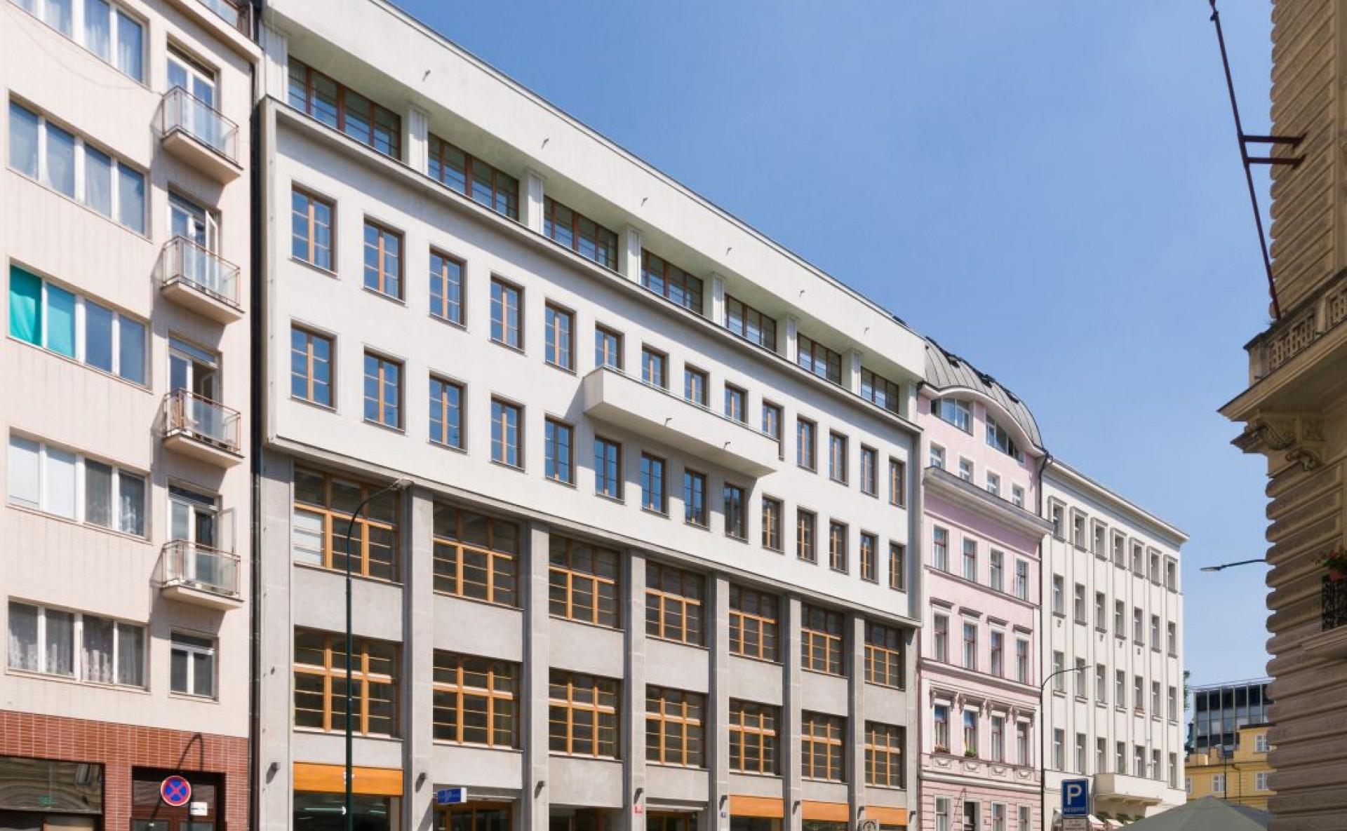Kanceláře Karlovo náměstí Praha 2
