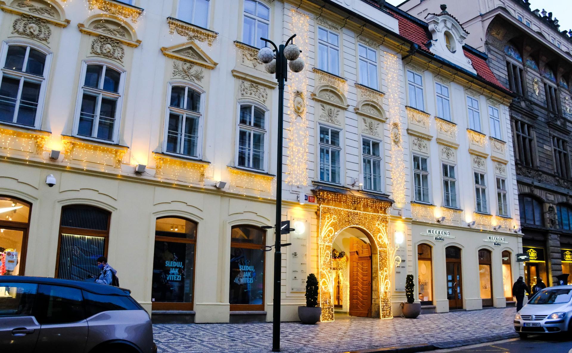 Byt / Kancelář pronájem Praha 1