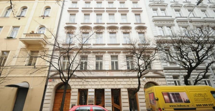 Reprezentativní kancelářské prostory k pronájmu v Belgické ulici