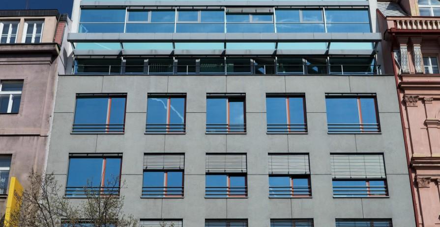 Kancelářské prostory k pronájmu, Národní ulice