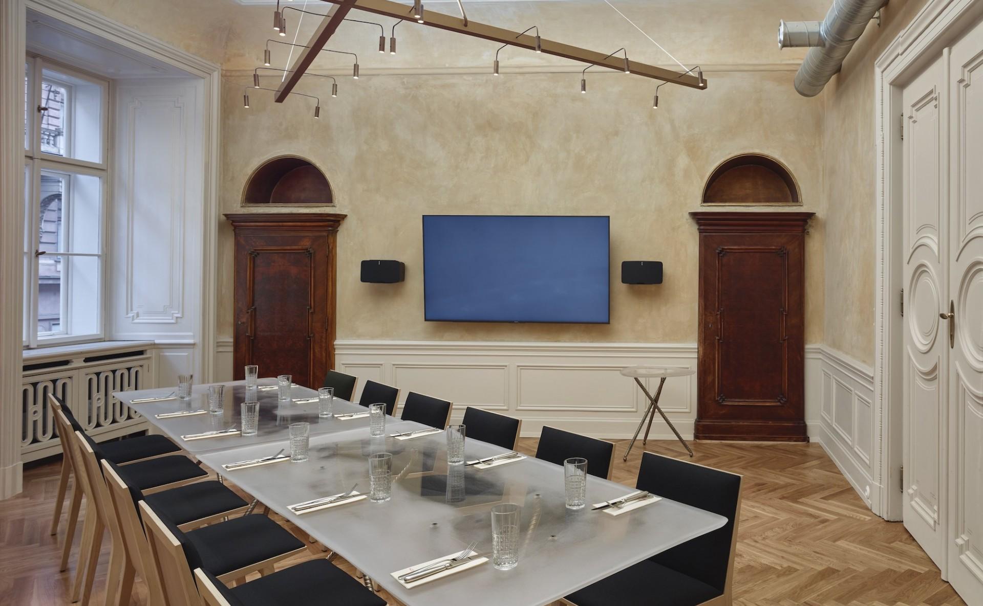 Pronájem prostoru na firemní akce a semináře Praha 1