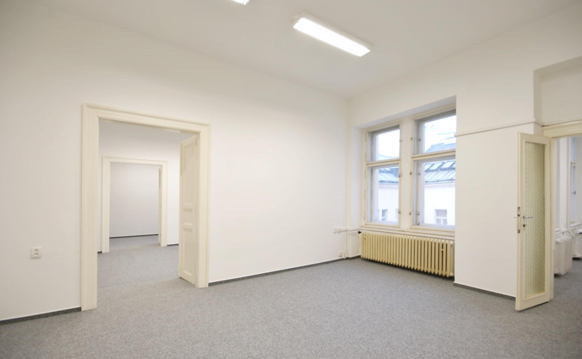 Pronájem kanceláře, Praha 1, Opletalova