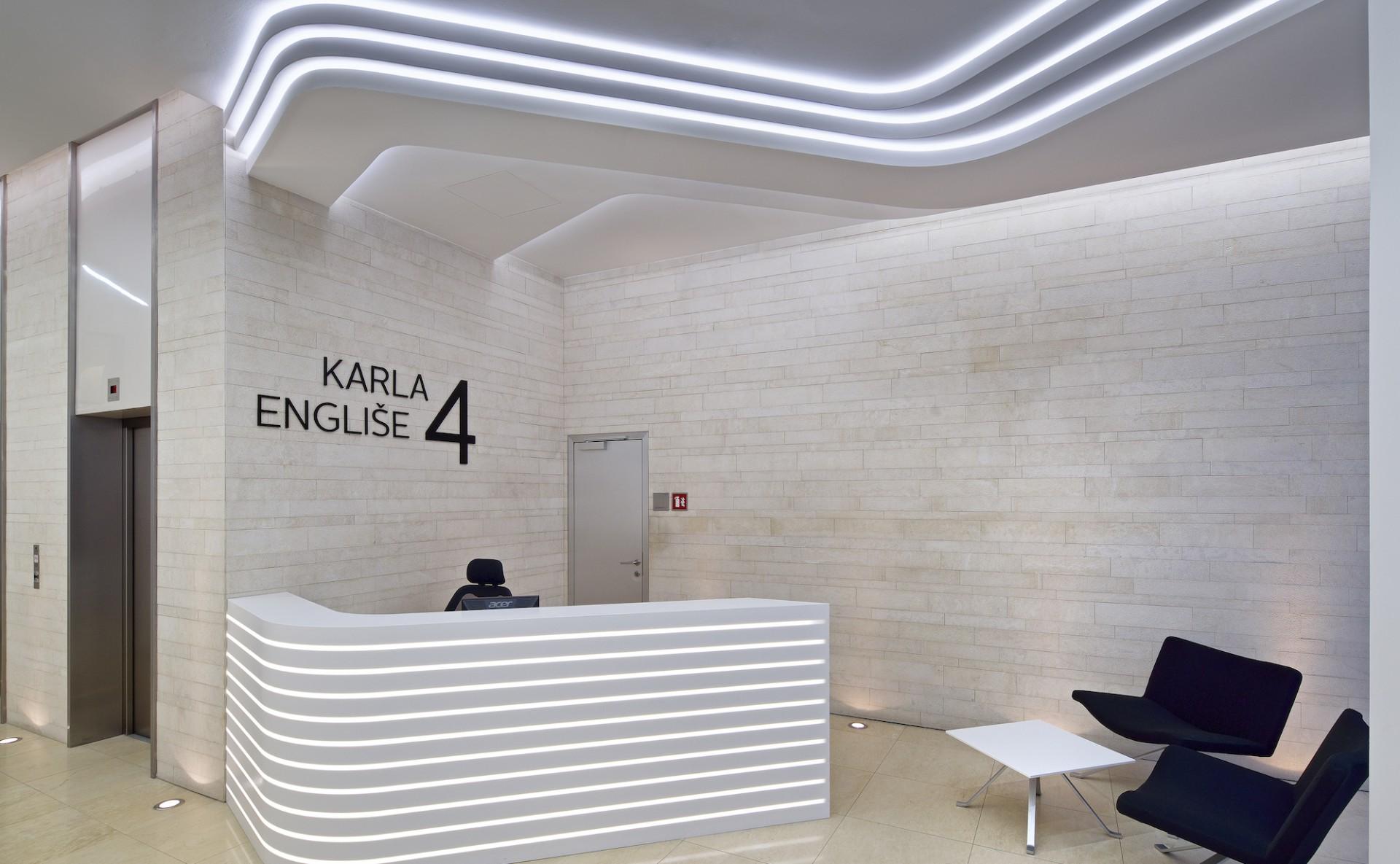 Office for rent, Prague 5, Smíchov