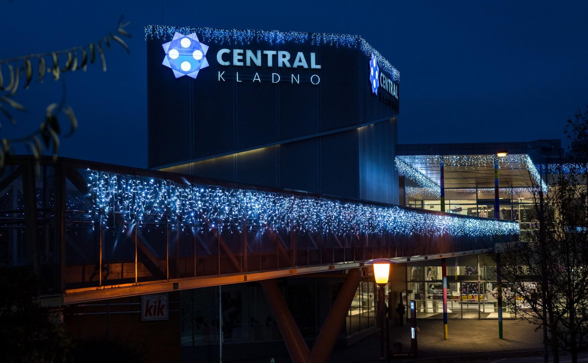 Pronájem prostor obchodní centrum Central Kladno