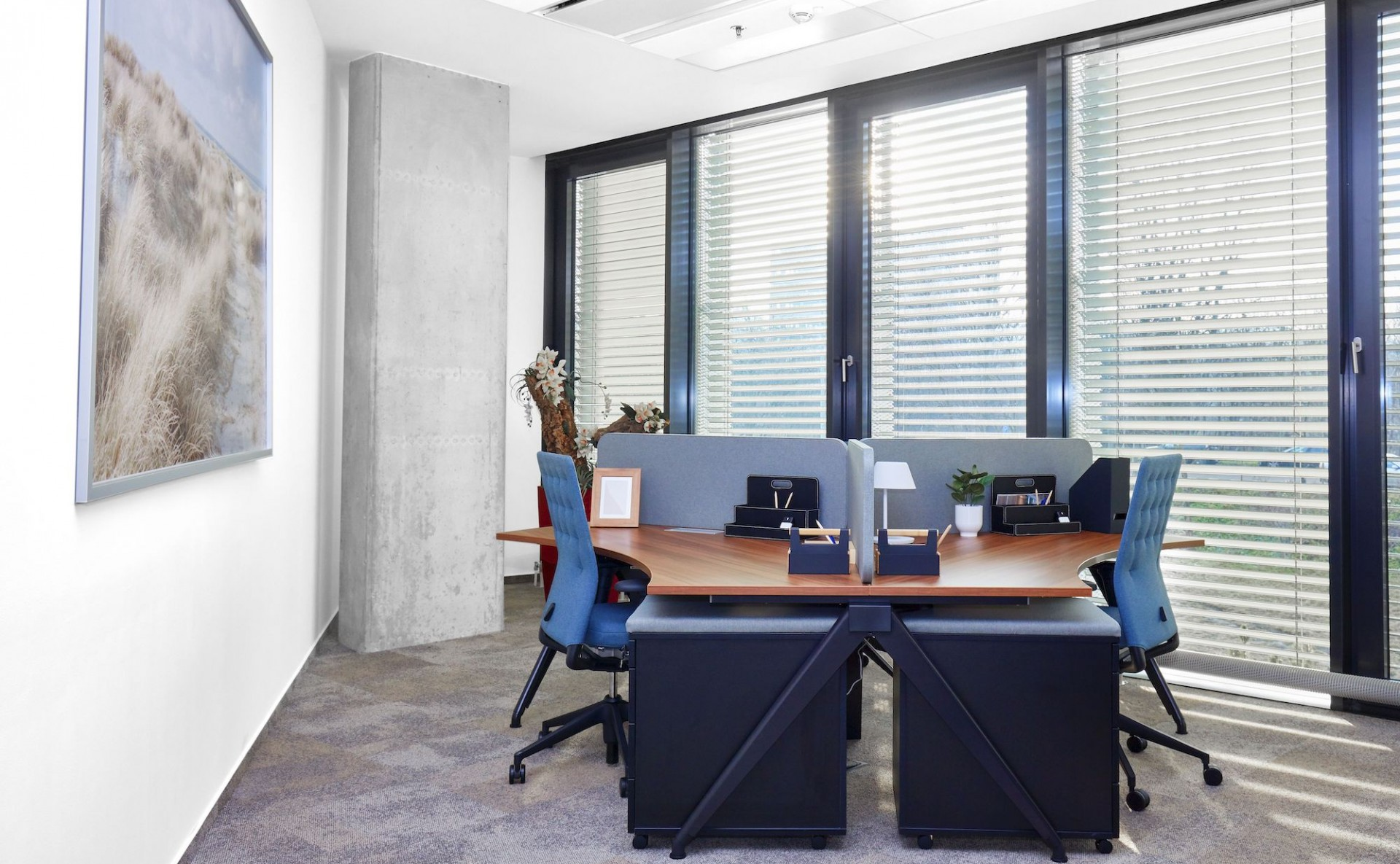 Modern offices for rent Palmovka Prague 8