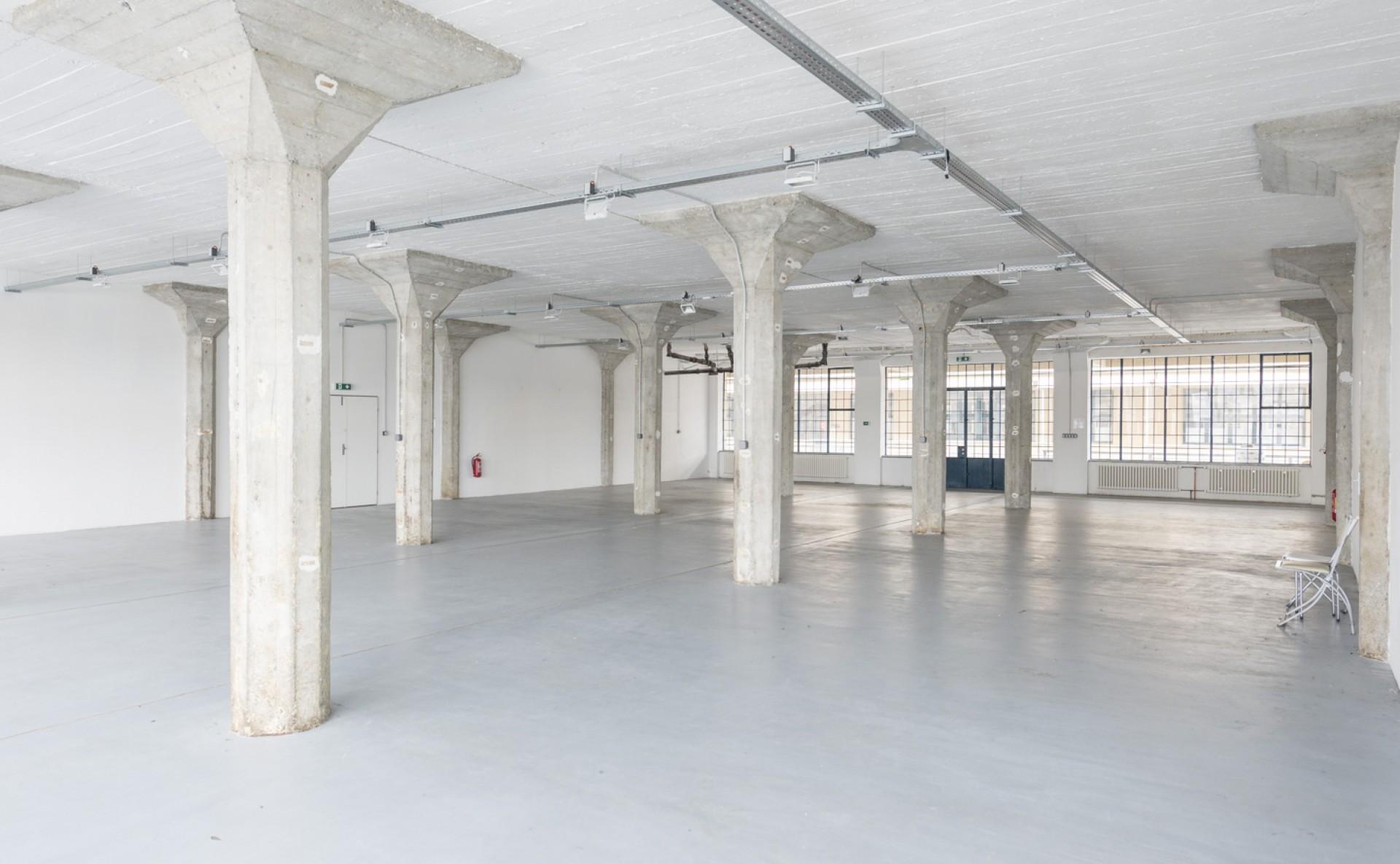 Industrial space for photo shootings Prague