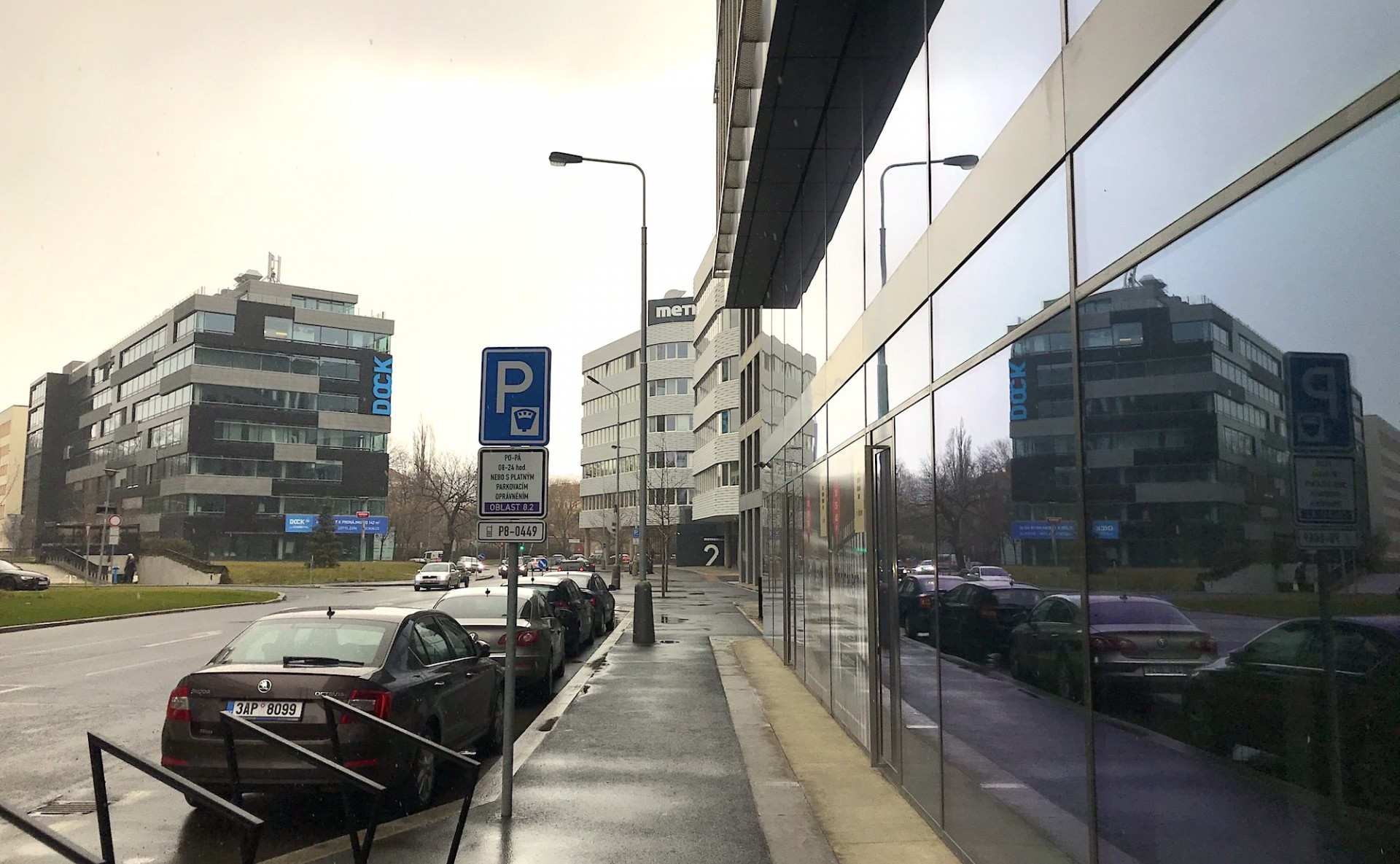 Obchodní prostor Praha 8