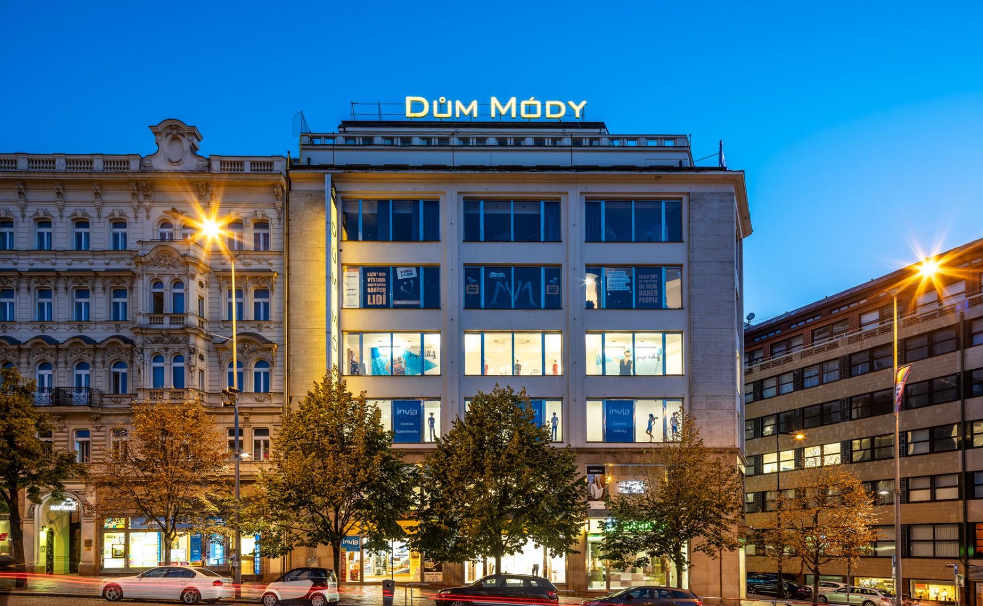Pronájem kanceláří Praha 1