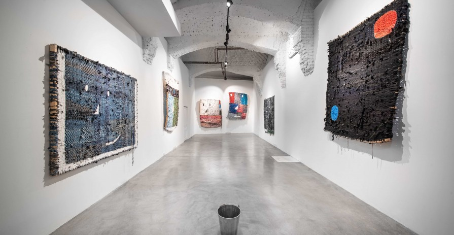 A gallery of contemporary art at a lucrative address in Prague 1