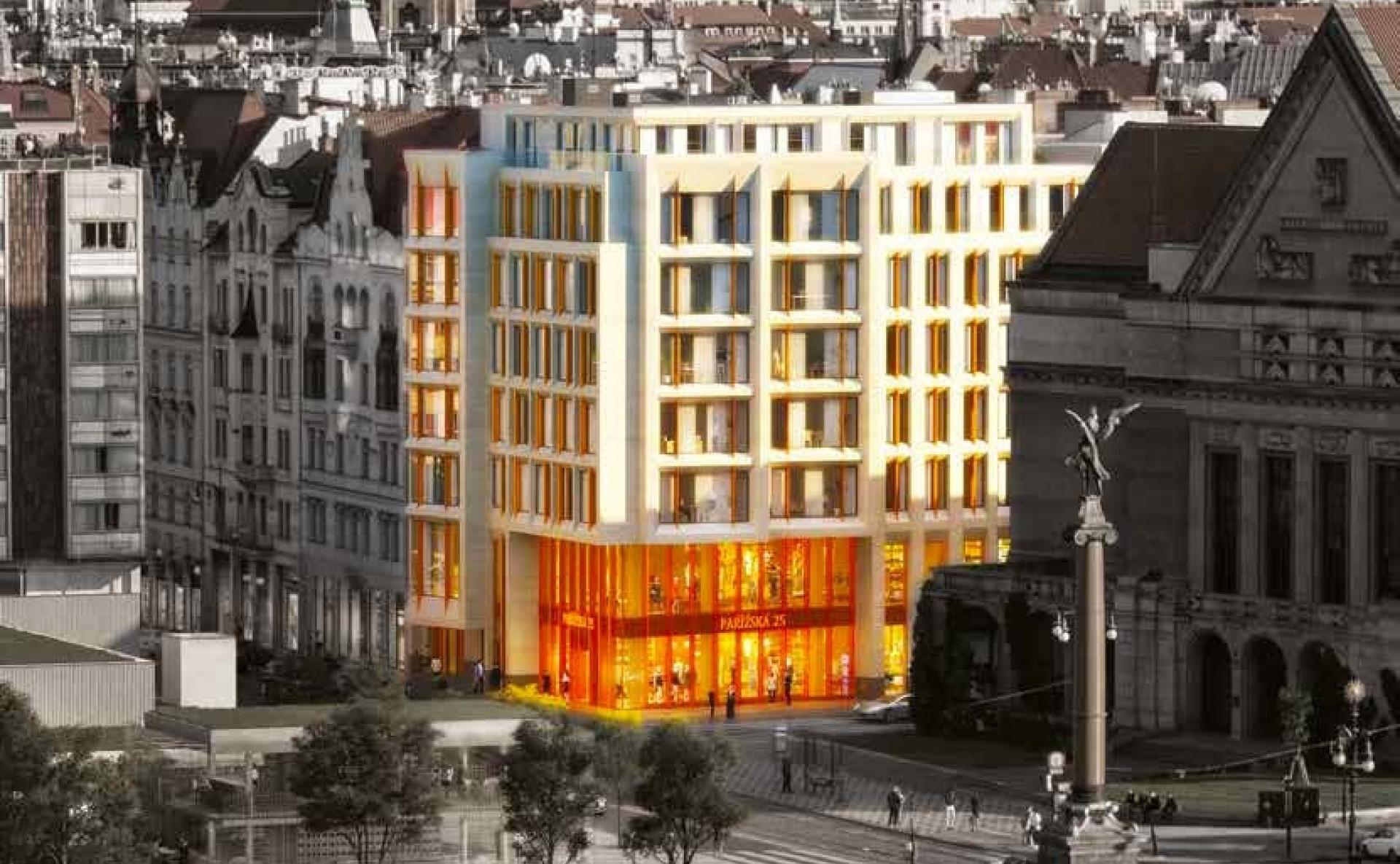 Office Pařížská for rent