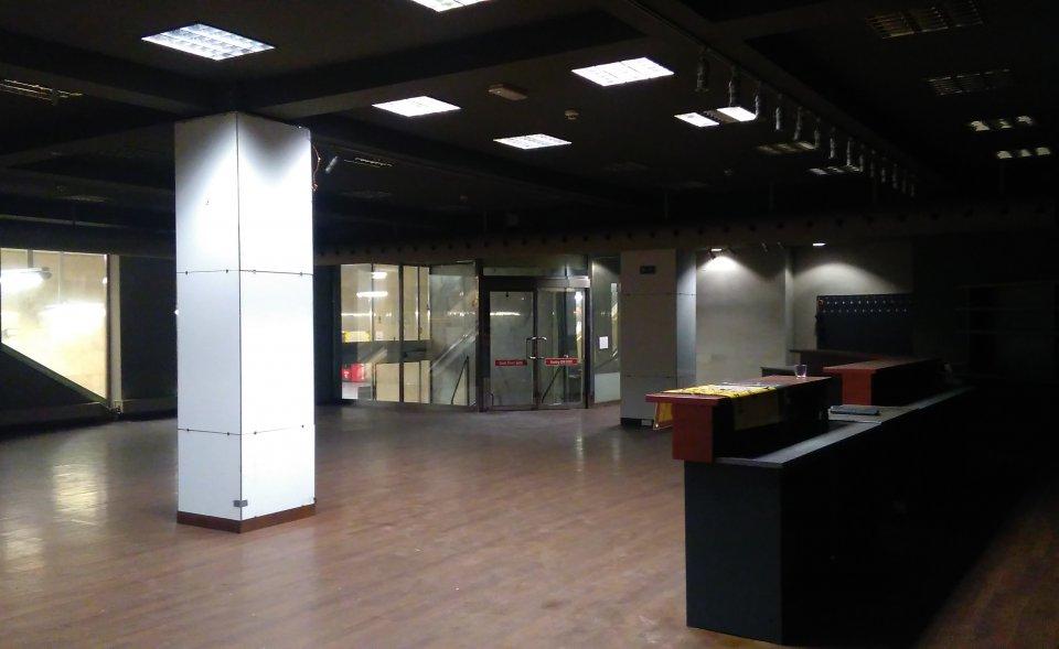 Pronájem obchodních prostor Praha 1 - vestibul metra Můstek B