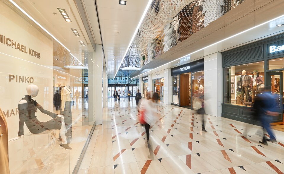 Myslbek Shopping Gallery