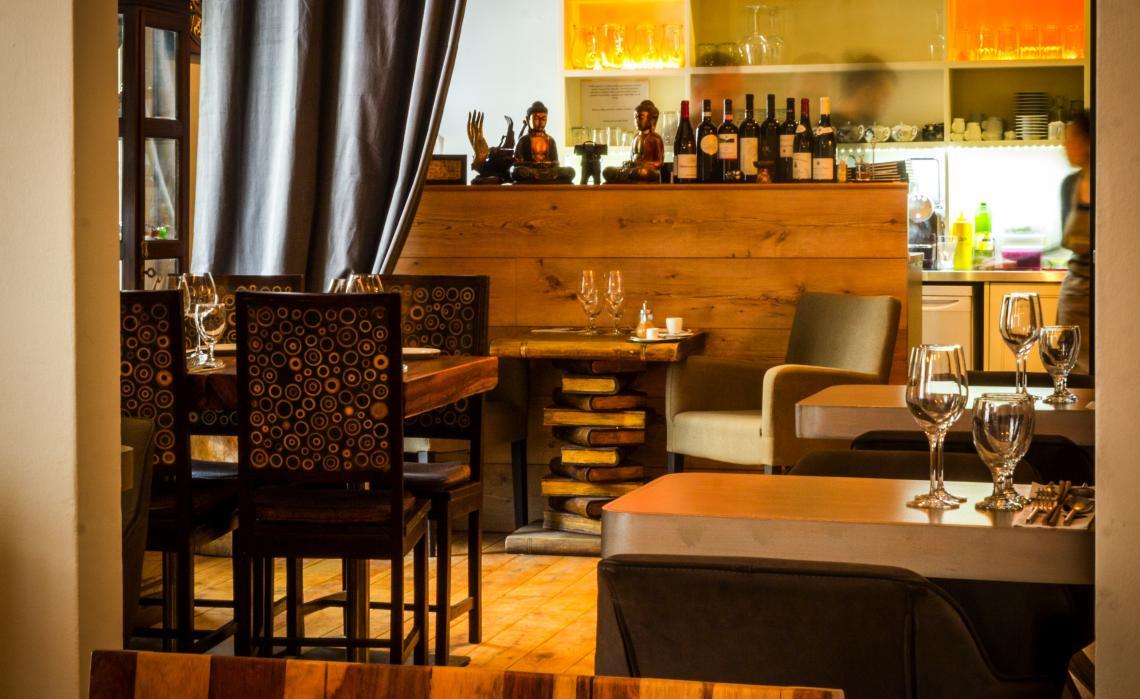Restaurace k pronájmu v Balbínově ulici na Vinohradech