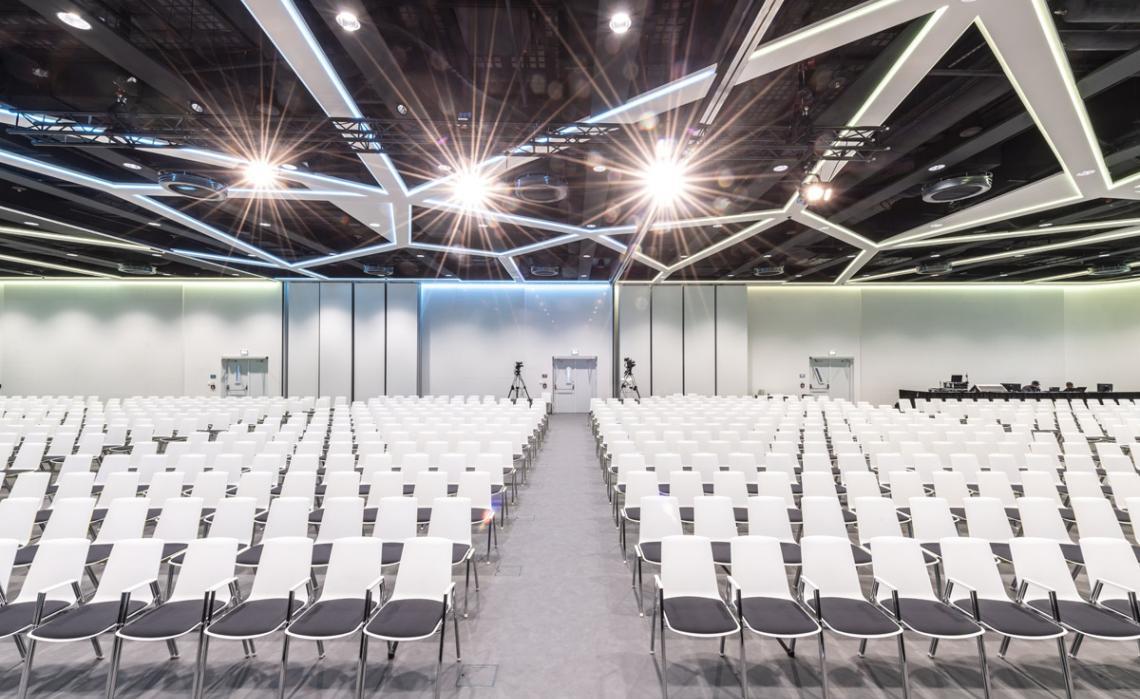 Multifunkční eventové a konferenční prostory