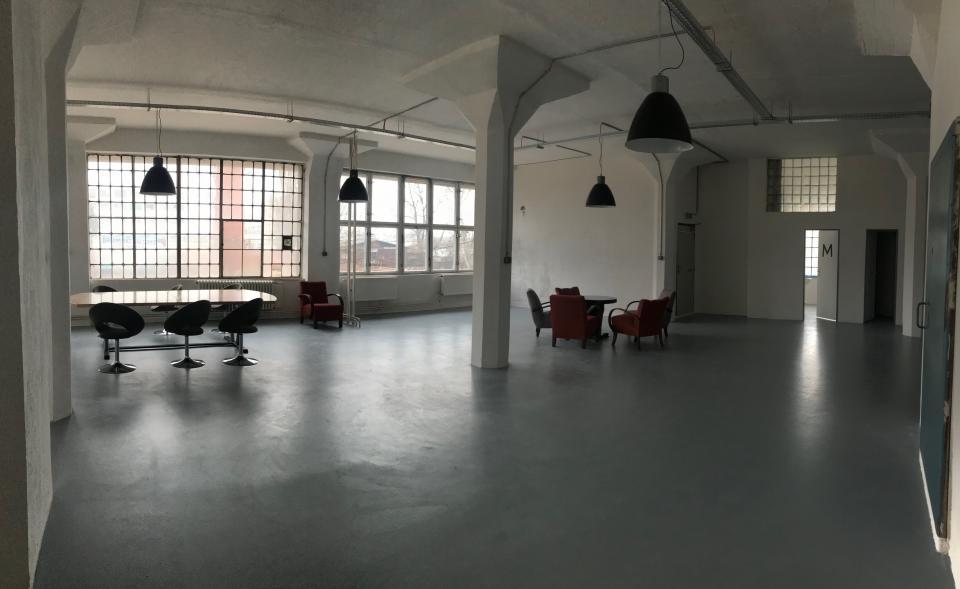 Industrial office space Pragovka