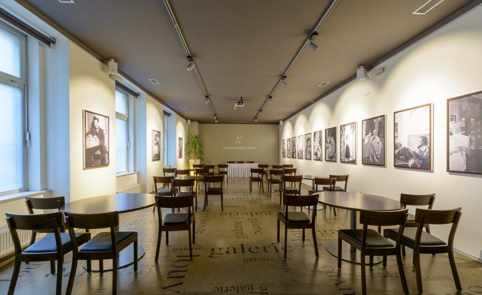 Elegantní prostor pro konference a večírky na Národní třídě