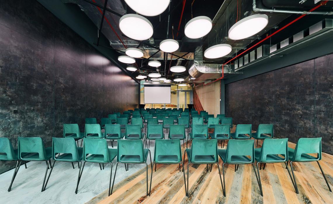 Moderní a plně vybavené eventové prostory v Karlíně